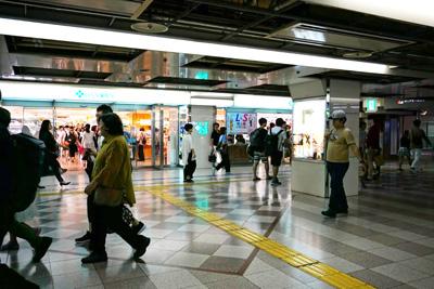 阪神線『大阪梅田駅』からコリ研究所までその2