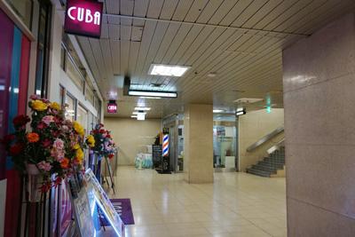 地下鉄四つ橋線『西梅田駅』からコリ研究所までその4