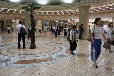 JR各線『大阪駅』からコリ研究所までその8