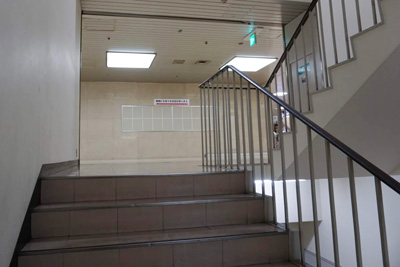 JR各線『大阪駅』からコリ研究所までその12